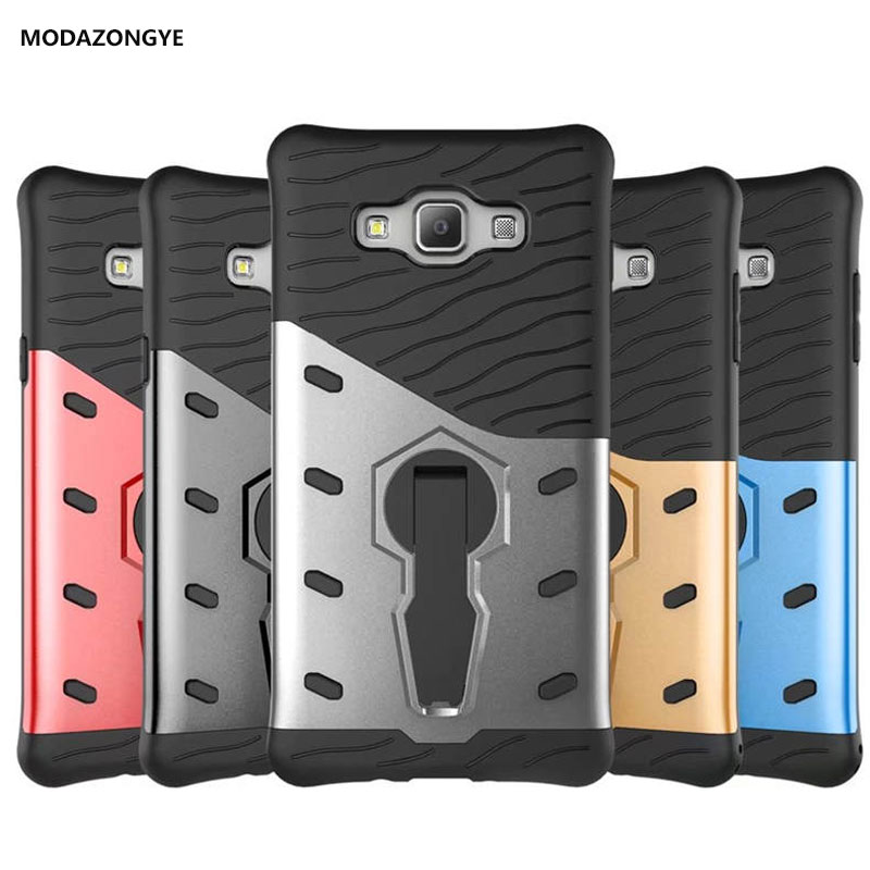 new style 472b4 5df9b US $3.57 15% OFF|For Samsung Galaxy A7 2015 Samsung A7 2015 Cover Case Dual  Armor Back Cover Phone Case For Samsung Galaxy A7 Sm a700F A700 2015-in ...