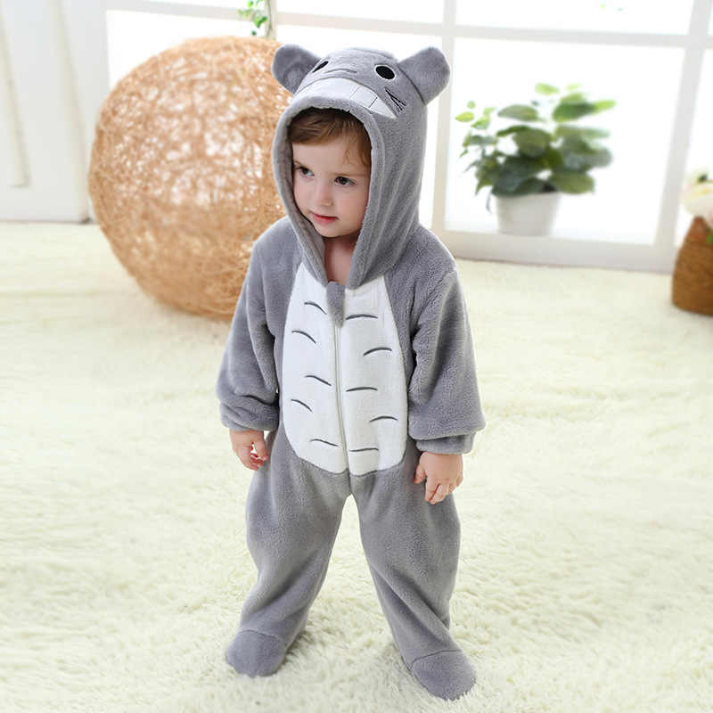 d79c530a8 Detail Feedback Questions about Newborn Totoro Romper Hooded ...