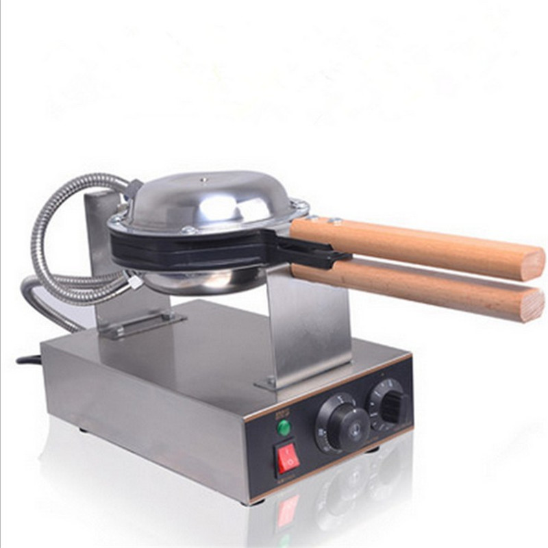 220V/110V commercial electric Chinese Hong Kong eggettes puff cake waffle iron maker machine bubble egg cake oven free ship best professional electric chinese hong kong eggettes puff waffle iron maker machine bubble egg cake oven 220v 110v
