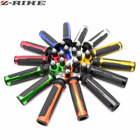 New Motorcycle CNC Handlebar Grips Ends Suit For 22mm Handbar For KTM TMAX 530 500 R3