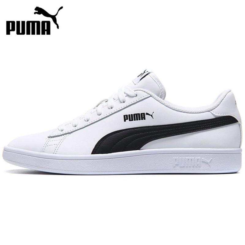 Original New Arrival 2019 PUMA Puma Smash V2 L Unisex  Skateboarding Shoes Sneakers