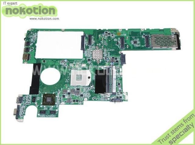 11S1102136 DAKL3AMB8G1 motherboard For Lenovo y560 laptop main board HM55 ATI HD 5730 Graphics 100% tested