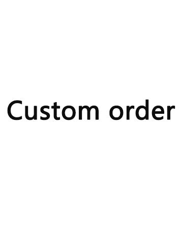 Custom order for jankacape j