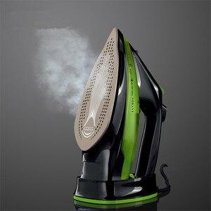 Image 2 - مكواة بخار 2400 واط/360 مللي من SOKANY مكواة 5 سرعات قابلة للضبط بدون سلك شحن ملابس محمولة جهاز كوي باخرة محمولة من السيراميك