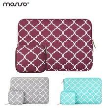 Mosiso 11.6 13.3 15.6 pouce Ordinateur Portable Sac Portable Sac À Main cas pour MacBook Air Pro 11 12 13 15 Asus Acer
