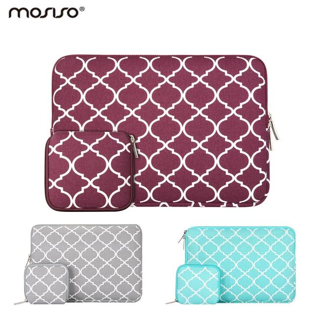 Mosiso 11.6 13.3 15.6 inch Laptop Sleeve Bag Notebook Handbag Case for MacBook Air Pro 11 12 13 15 Asus Acer