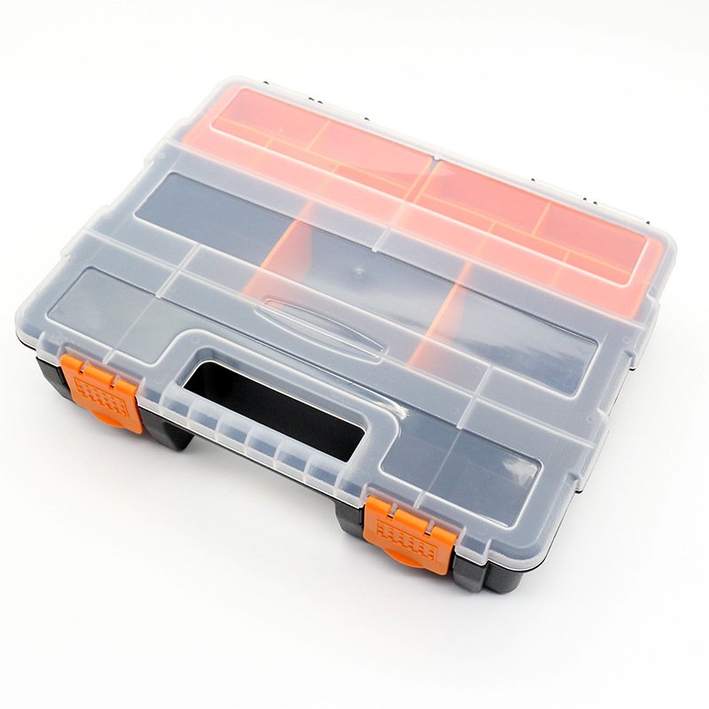 Plastic Parts Box  Tool   Bait  Kit Hardware Accessories  Plastic Screws