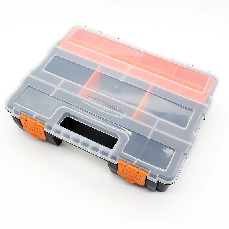 Plastic Parts Box  Tool   Bait  Kit Hardware Accessories  Plastic Screws