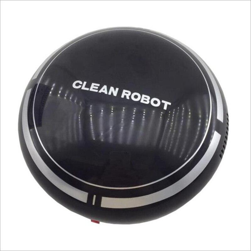 цена на Mini creative home office robot vacuum cleaner desktop vacuum cleaner
