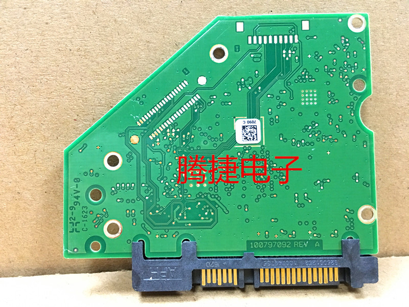 hard drive parts PCB logic board printed circuit board 100797092 for Seagate 3.5 SATA ST4000DM005