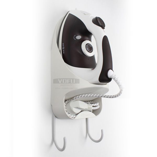 Wall Mounted Iron Holder ,Wall mounted iron & ironing