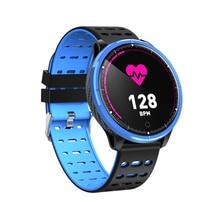 GIAUSA Smartwatch p71 2.5D Screen Gorilla Glass Blood oxygen Blood pressure BRIM IP68 Waterproof Activity Tracker Smart Watch все цены