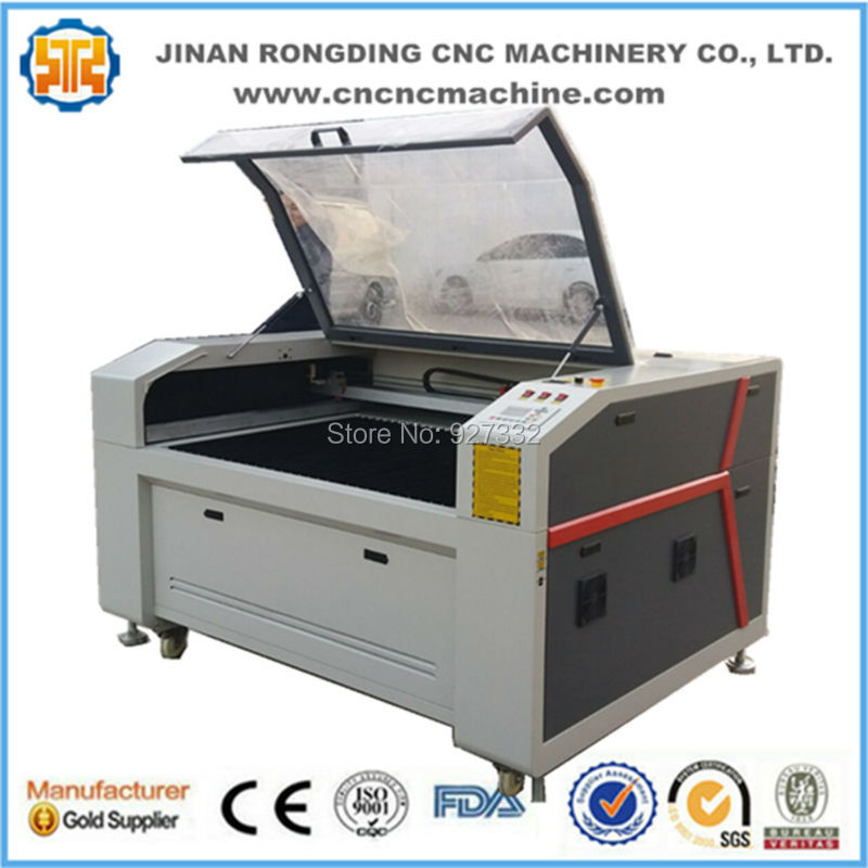Factory Price Glass Wood Acrylic Laser Engraving Machine 1390
