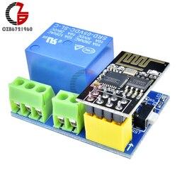 Wifi Control ESP8266 ESP-01S DS18B20 Temperature Humidity Sensor Module for Temperature Controller Digital Thermostat Humidistat