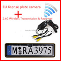 2.4g wireless module adapter for car reverse rear camera back kind  to connect 3.5 HD monitor . wirelss 2.4G +3.5 Monitor