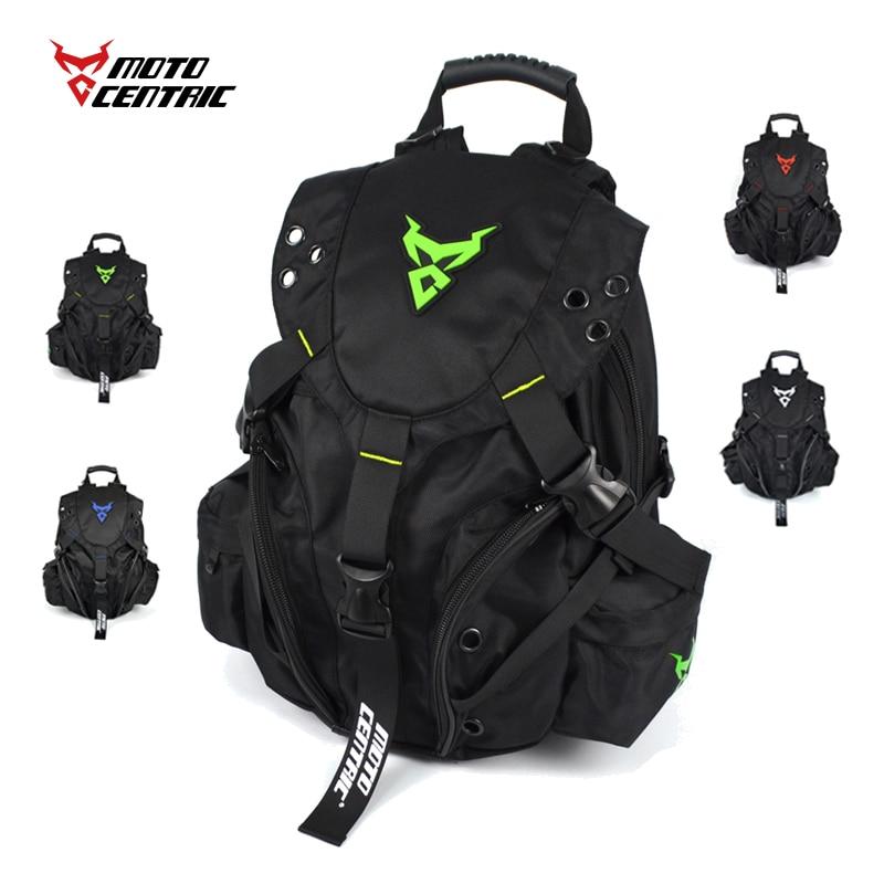 new Motorcycle bag helmet backpack Waterproof motocross racing casco mochila Multifunctional motor off road top cases