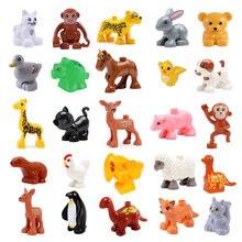 Динозавр животное кошка свинья diy аксессуары развивающие игрушки