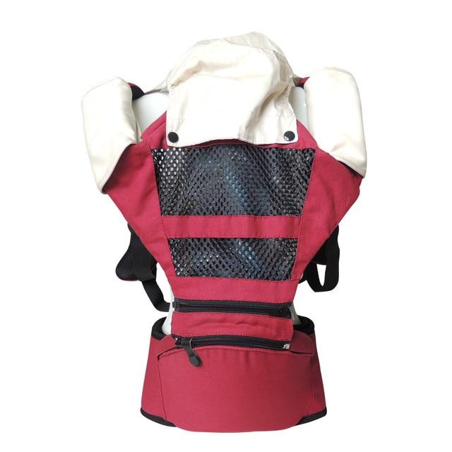 2016 Real 20kg Solid Mochila Infantil Menino Jerrybaby New Multi-function Baby Carrier Waist Stool Cotton Ventilation In Summer