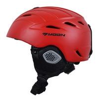 High Quality Ski Snowboard Helmet PC EPS Skiing Helmet For Adult And Kids Snow Helmet Safety