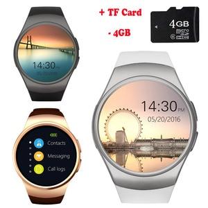 KW37 Bluetooth Smart Watch Pho