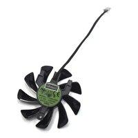 NEW Sapphire RX 570 GPU T129215SU 85mm Cooler Fan For Sapphire Radeon RX570 ITX Graphics Card