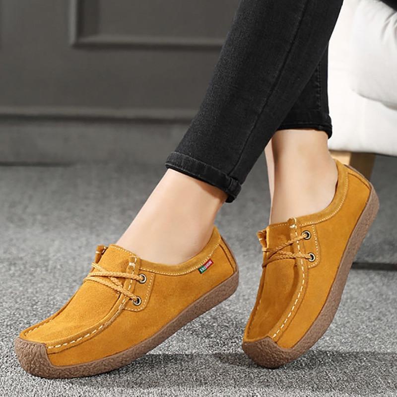 Zapatos jaune bleu Printemps Mocassins Appartements juse forme zongse Richelieus Chaussures Plat Casual meihong Plate Noir Slipony Mujer Mode Femmes rouge q1vwHv