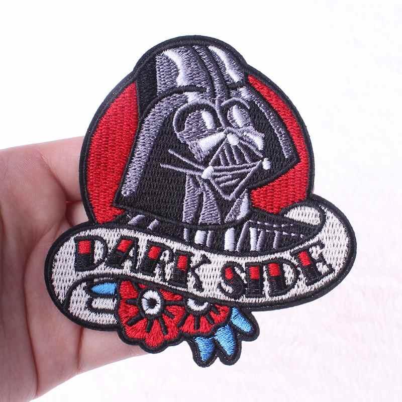 Prajna Star Wars Patch Ricamato Toppe E Stemmi per Abbigliamento Ferro Sul Toppe E Stemmi Sui Vestiti Straniero Le Cose di Patch Fai da Te Accessori di Abbigliamento