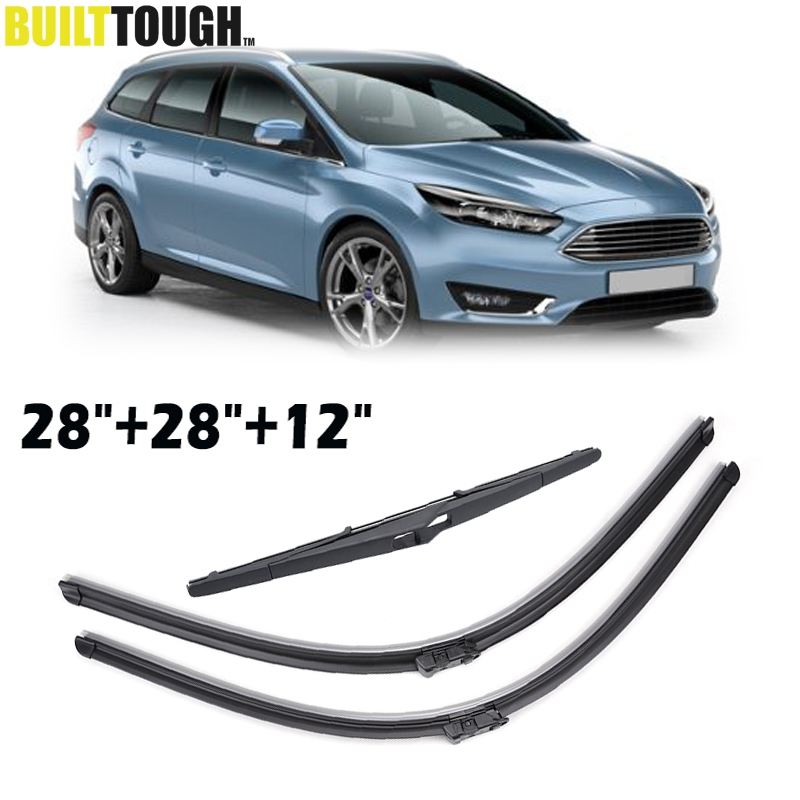 MISIMA Windscreen Wiper Blades For Ford Focus 3 2011 2012
