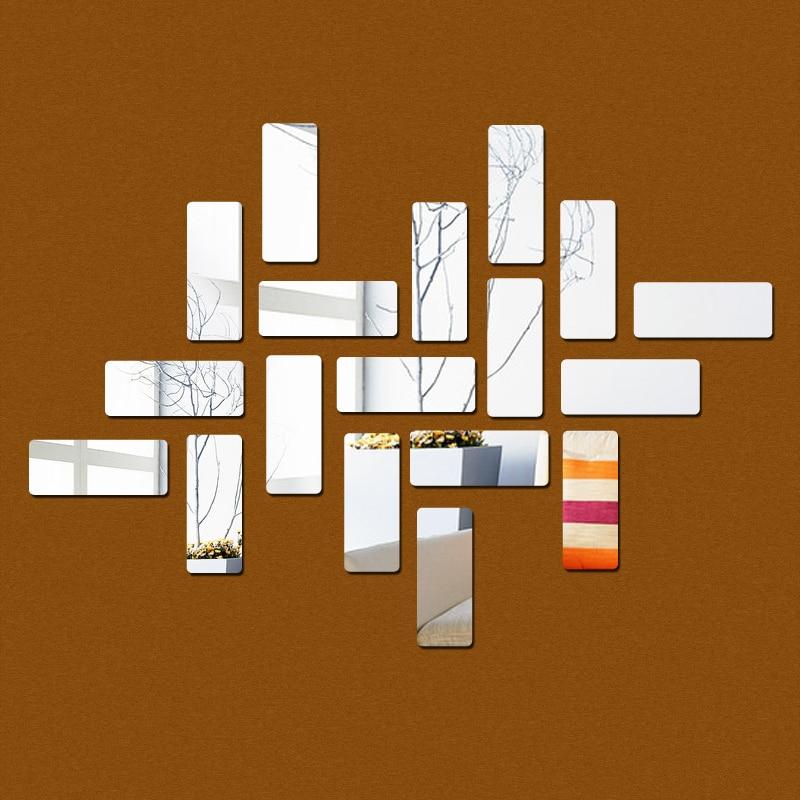 Oferta especial acrílico adesivo tempo-limitado grande sol flor design diy espelho 3d adesivos de parede decoração de casa