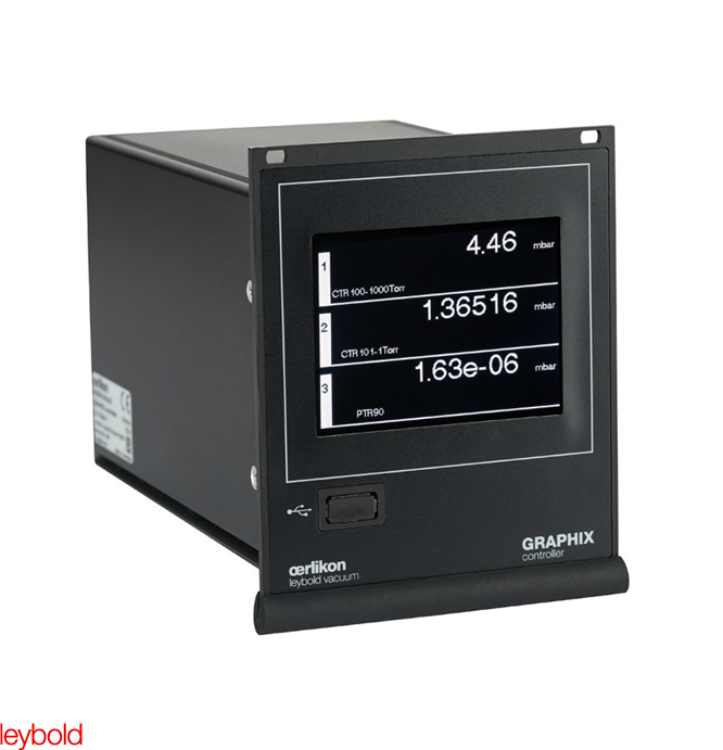 Graphix vacuum gauge controller GRAPHIX ONE GRAPHIX TWO GRAPHIX THREE instead of Center one series