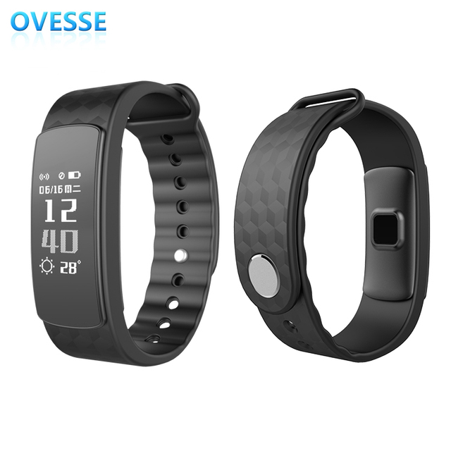 Hr Fitness Bluetooth Smart Wristband