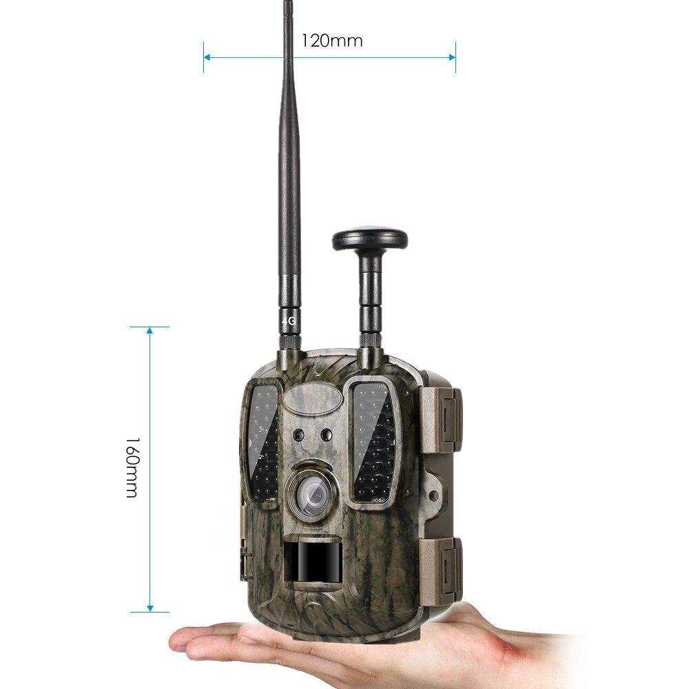 4G caméra de Chasse BL480L-P caméra vidéo numérique photo-pièges 4G FDD-LTE Chasse Trail caméra piège caméra sauvage chasseur Foto Chasse