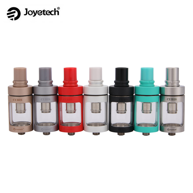 100 Original Joyetech Cubis Atomizer 3 5ml with Bottom Feeding Design Cubis Tank for 510 thread