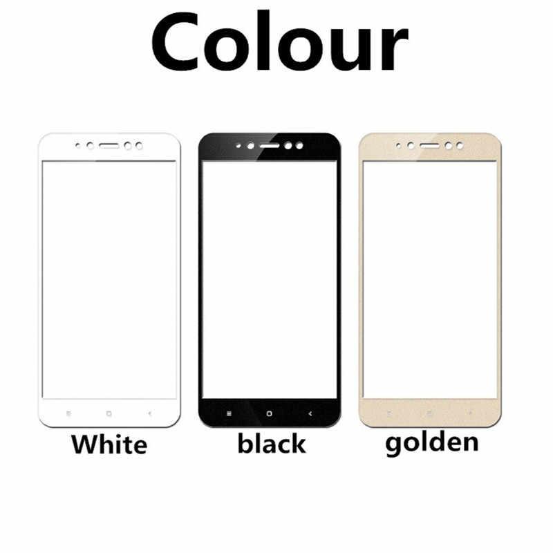 Полное покрытие закаленное Стекло для Xiaomi Redmi Y1 Redmi Y1 5.5 дюймов 3 ГБ 32 ГБ 64 ГБ Экран защитный смартфон на закаленное случае 9 h