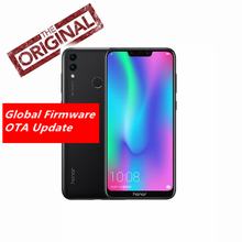 Küresel Firmware Huawei Onur 8C Smartphone Octa Çekirdek 6.26 ''Full Ekran HD + 1520x720 Elemeleri-comm Snapdragon 632 Android 8...
