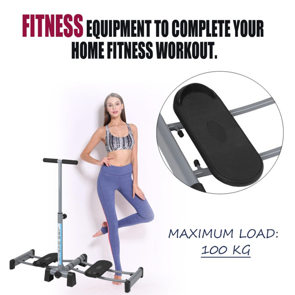 2018 New Portable Leg Exercise Machine Home Legs Trainer Multifunctional Legs Thigh Bums Excerciser Household Fitness Equipment