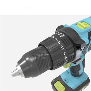 Image 5 - Youpin Tonfon Wireless Electric Cordless Drill Impact Power Driver 12/20V 2000mAh Battery 2 Speed EU Adapter For Home Work