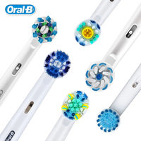 Genuine Oral B Toothbrush Head Replaceable Brush Heads For Oral B Rotation Type Electric Toothbrush Replacement
