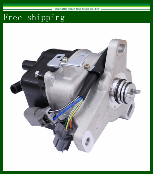 New Complete Ignition Distributor For HONDA PRELUDE 97-01 TD77U 2.2L 30100-P5M-A01