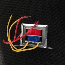 Transformador de fuente de alimentación AC 220V AC 9V para máquina soldadora por puntos, accesorios, piezas, placa de circuito Buck reductor de voltaje