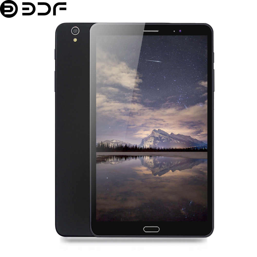Novo 8 polegada design original 4g telefone chamada android 7.0 octa núcleo 4g + 64g android tablet pc wifi bluetooth ips hd comprimidos 7 9 10