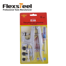 Funny DIY Tool Hand Setter Fastener Kam Snaps Press Plier for T3 T5 T8 Resin Plastic Bottons