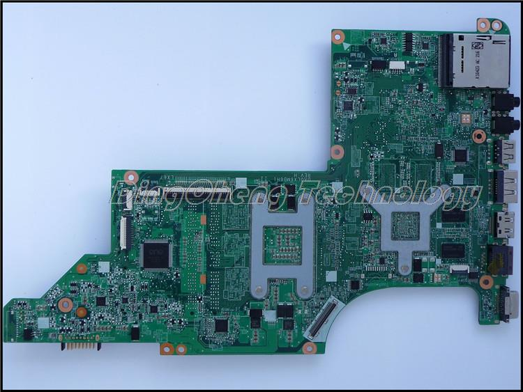 SHELI laptop Motherboard For hp DV7-4000 630985-001 DA0LX6MB6H1 HD6370/512 non-integrated graphics card sheli laptop motherboard for hp dv7 dv7 4000 notebook mainboard 615686 001 da0lx8mb6d0 31lx8mb00a0 hd5470 512 100% tested