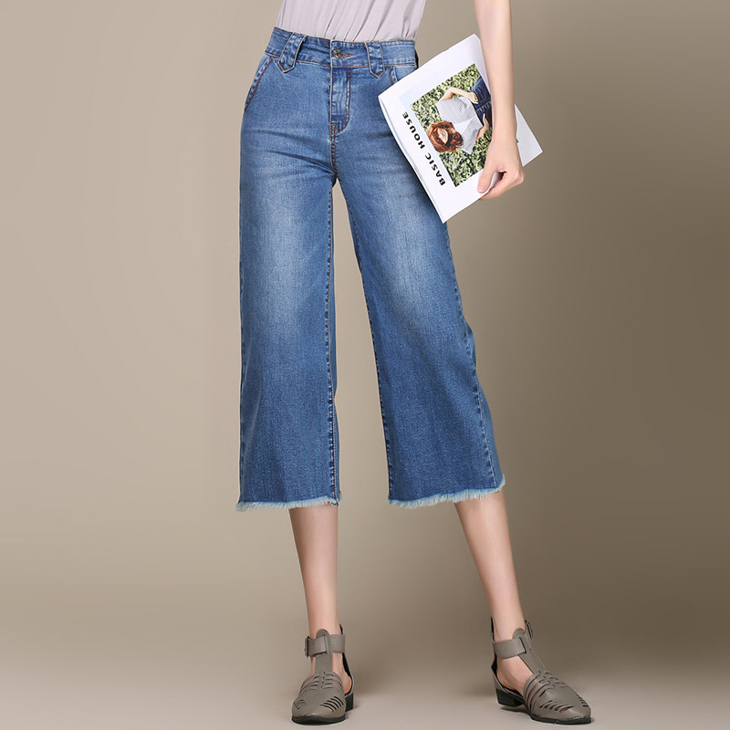 Girls Capri Jeans Promotion-Shop for Promotional Girls Capri Jeans ...