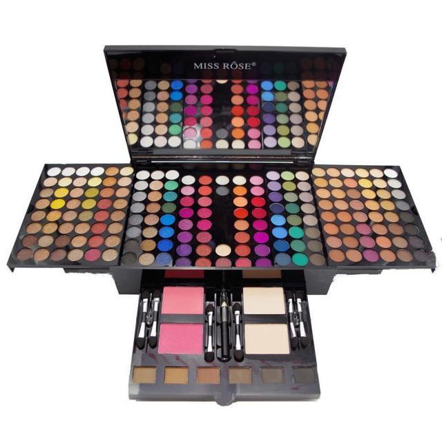 Eyeshadow Palette Naked Palette Makeup maquiagem paleta de sombra Muti Color Piano Eyeshadow Blush Palette Eye Shadow Kit