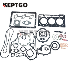 D905 OVERHAUL GASKET KIT UPPER LOWER SET FOR KUBOTA ENGINE B1700DT BX22 TRACTOR cycling gloves 3 colors cycling gloves men sports half finger anti slip gel pad motorcycle road bike gloves plus size xl
