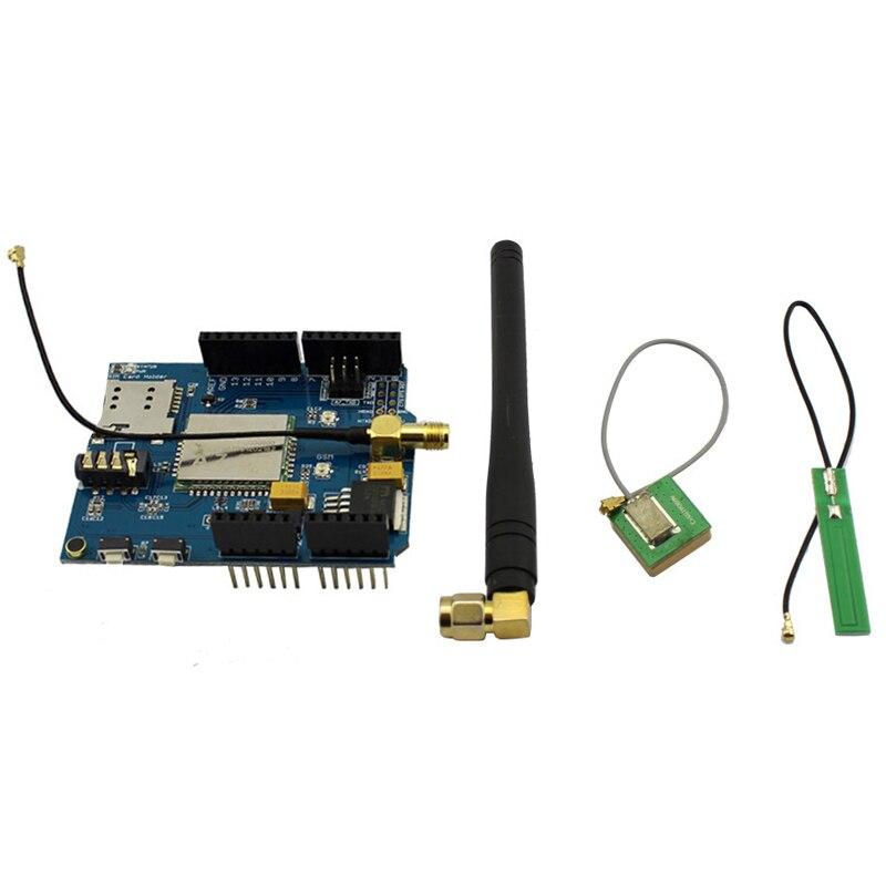 Elecrow GSM A7 Module GPRS GPS Shield for Arduino SMS Speech