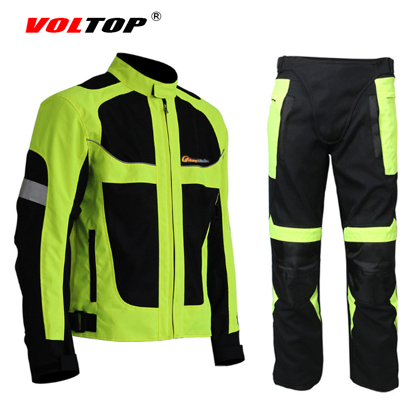 VOLTOP Motorcycle Jacket Moto Riding Suit Windproof Reflective Cycling Wear Racing Clothing Armor Breathable Protecitve Gear scoyco motorcycle riding knee protector extreme sports knee pads bycle cycling bike racing tactal skate protective ear