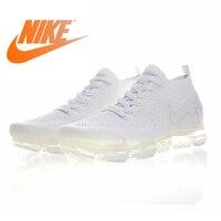 Оригинальный Nike Оригинальные кроссовки Air Vapormax 2,0 Flyknit мужские кроссовки Спорт на открытом воздухе удобные прочные дышащие 942842
