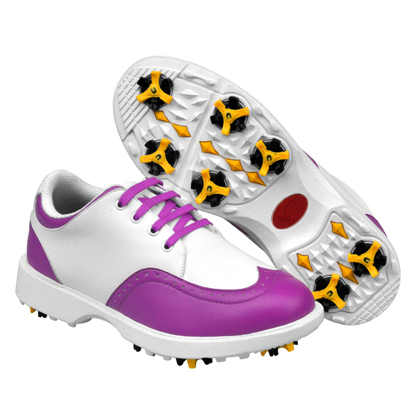 Brand TTYGJ Adult Womens Ladies Girls Women Golf Sports Shoes Light Weight & Steady & Waterproof & Anti-Sideslip Technology